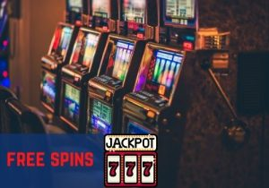 But instead will reward you with free spins on their slot machines