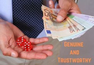 Genuine and Trustworthy Real Money Online Gambling