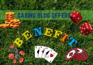 One of the benefits that a casino blog offers is to gamblers